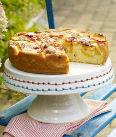 Peaches on Pinterest | Peach Cake, Peach Cake Recipes and Peach Bread ...