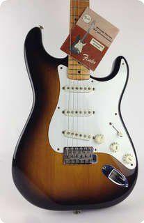 Fender / Fullerton '57 Reissue Stratocaster / 1983 / Sunburst / Vintage Guitar
