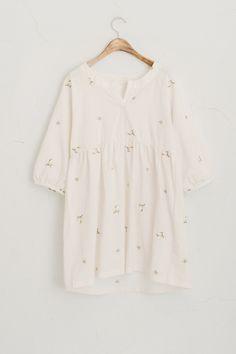 Olive - Floral Stitch Detail Stripe Dress, Beige, £59.00 (http://www.oliveclothing.com/p-oliveunique-p-20150421-063-beige-floral-stitch-detail-stripe-dress-beige)