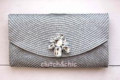clutch&chic: fundo prata