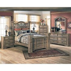 12 Clever Designs of How to Craft Rustic King Bedroom Set Girls Bedroom Furniture Sets, Wood Bedroom Sets, King Bedroom Sets, Bedroom Ideas, Oak Bedroom, Wooden Bedroom, Bedroom Images, Ikea Bedroom, Bedroom Designs