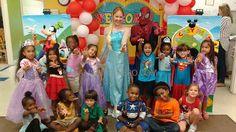 princess elsa party