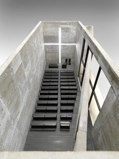 Church of the Light by Tadao Ando - Maquette