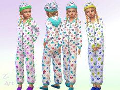 The Sims Resource: Sleepy Set by Zuckerschnute20 • Sims 4 Downloads