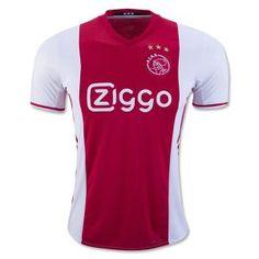 9d77c007b Ajax 16-17 Cheap Home Replica Soccer Shirt Ajax 16-17 Cheap Home Replica Soccer  Shirt