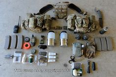 What Does a Military Combat Tracker's EDC Consist Of? John Hurth of TÝR Group Walks us Through His Loadout