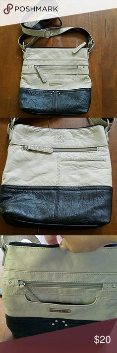 Stone & Co. leather crossbody purse Pocket Pebble Leather Mini Crossbody Bag.    EUC, no tears or stains, smoke-free home. Looks brand new Stone and Company Bags Crossbody Bags