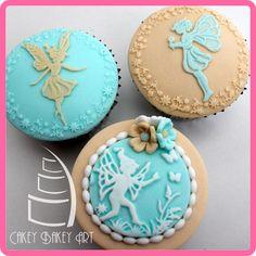 Fairy Cupcake ideas! Wish Fairy Silicone Cake Mould | Katy Sue Designs