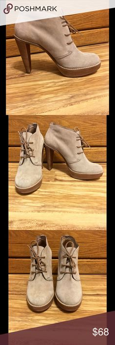 Ankle Booties Cole Haan  Nike Air Booties! Women's Size 7 Medium! Preowned! Cole Haan Shoes Ankle Boots & Booties
