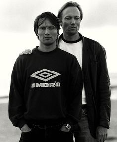 """Mads and Lars. Brotherly Love """""""