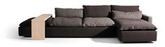 Indera week/nd. This Super modular and comfy sofa fits every modern living room. There is no limit to the number of possible combinations. Product shot