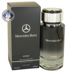 Mercedes Benz Intense 120ml/4.oz Eau De Toilette Spray Cologne Fragrance for Men