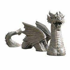 Design Toscano The Dragon of Falkenberg Castle Moat Law...