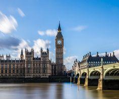 Os locais mais visitados de Londres | SAPO Viagens