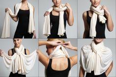 """Результат пошуку зображень за запитом """"как модно завязать шарф"""""""