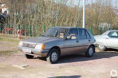 Peugeot 205 au Rassemblement de Saulx Les Chartreux - News d'Anciennes