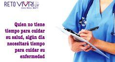 #salud #prevenir #retovivriconmonibety www.vivri.com/monibety