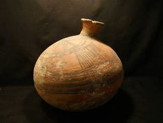Indus Valley Pottery Water Vessel