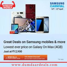 get lowest prices on samsung mobiles other products keep following dumdaar deals for deals - Best Air Conditioner Brand