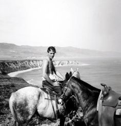 "Veronica Rocky Balfe | , Malibu, California, 1937Photo: Veronica Balfe, known as ""Rocky ..."