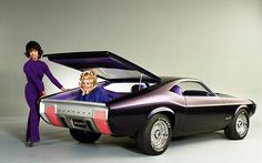 Ford Mustang Milano Concept, 1970