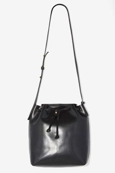 Kelsi Dagger Wythe Leather Bucket Bag