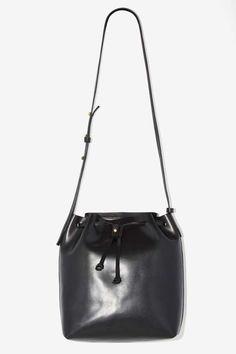 Kelsi Dagger Wythe Leather Bucket Bag