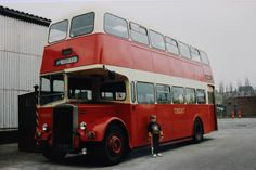 Willowbrook bodied Leyland PD3, preserved Trent training vehicle T5