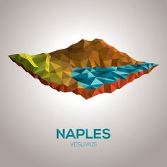 Naples - Low Poly