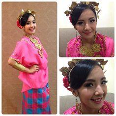 Aristya Maulidya  #makeup #weddingmakeup #partymakeup #makeupartist #mua #makeupgeek #motd #hairdo