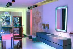 Edoné Design espone le sue collezioni di arredo bagno nel nuovo showroom di Gaeta