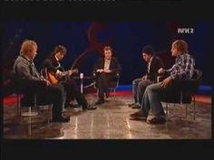 Hallelujah - 4 Norwegian singers ~ Kurt Nilsen, Espen Lind, Askil Holm, Alejandro Fuentes