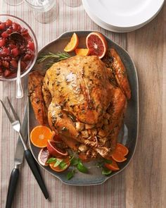How to Prepare a Thanksgiving Turkey