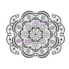 Mandala File MF28 Adult Coloring Page By SueAtHCS On Etsy