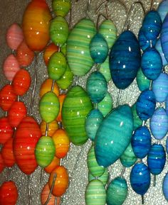 watercolor beads - winter 2010 | Flickr - Photo Sharing!