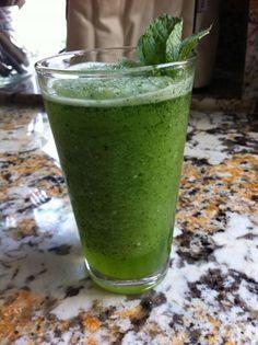 Frozen Mint Lemonade Recipe – 0 Points +