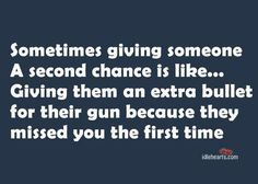 Second chance. Needed this right now.