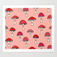Art Prints by Abby Galloway | Society6
