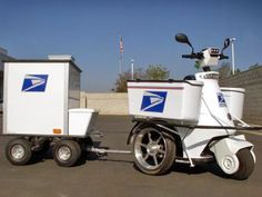 FedEx, UPS, and the USPS use technology to deliver with less. Read the full story on how these mailing services are delivering better fuel economy, at Automobile Magazine online. Us Postal Service, Going Postal, Office Humor, Family Adventure, Historical Pictures, Car Humor, Fuel Economy, Haha Funny, Post Office