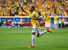 ネイマール先制弾が今大会通算100点目…1試合平均は3得点(SOCCER KING) -ブラジルワールドカップ特集 - スポーツナビ
