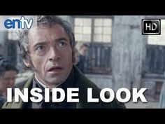 Les Misérables - Extended First Look [HD]: Hugh Jackman, Russell Crowe & Anne Hathaway On Set!