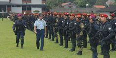 Latihan Gabungan Pasukan Khusus Tri Matra V tahun 2011 resmi dibuka Panglima TNI Agus Jendral Agus Suhartono S.E yang diwakili oleh Irjen TNI Marsekal Madya Sukirno KS.  Latihan dipusatkan di Lapangan Apel Denjaka, Marinir, Cilandak pada 19 Desember 2011.