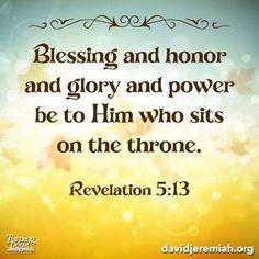 Revelation 5:13 ~ JE