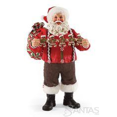 b14b1639a7 Gingerbread Man Garland Possible Dreams Santa
