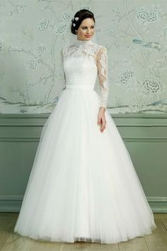 Brautmode: Brautkleider - die schönsten Modelle für 2015 - BRIGITTE