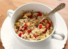 Creative oatmeal combos to help you lose weight