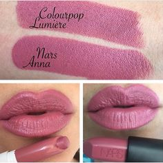 Makeup dupes lipstick