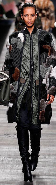 Fall 2014 Ready-to-Wear Fendi