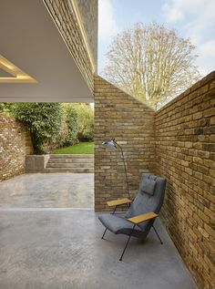 The Modern Side Extension Coffey Architects, London, 2014 (from AJ small project 2015)