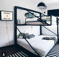 Teenager Bunkbed #liveloudgirl